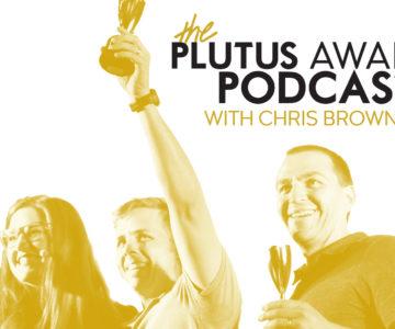 The Plutus Awards Podcast logo