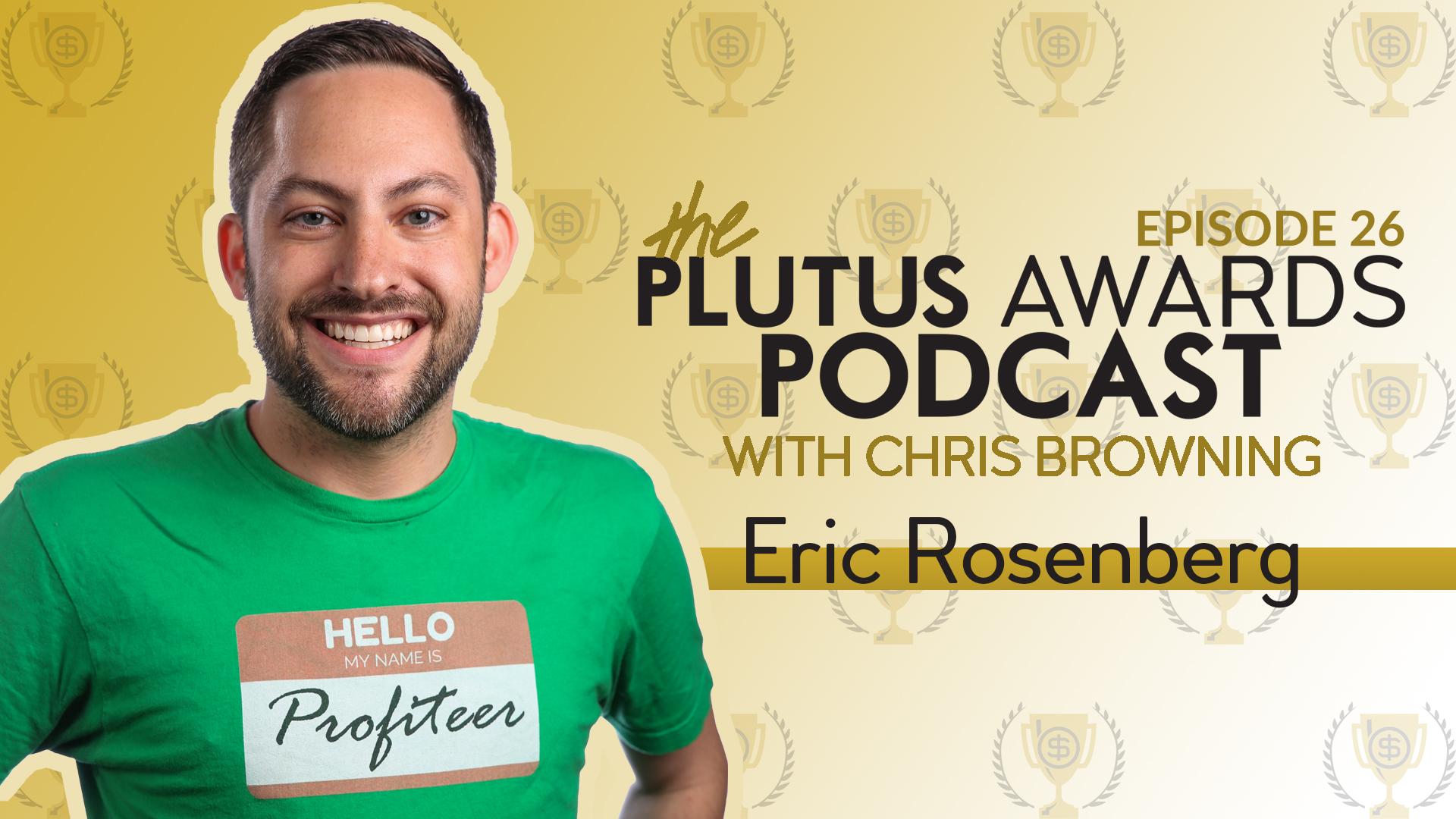 Plutus Awards Podcast Eric Rosenberg Featured Image