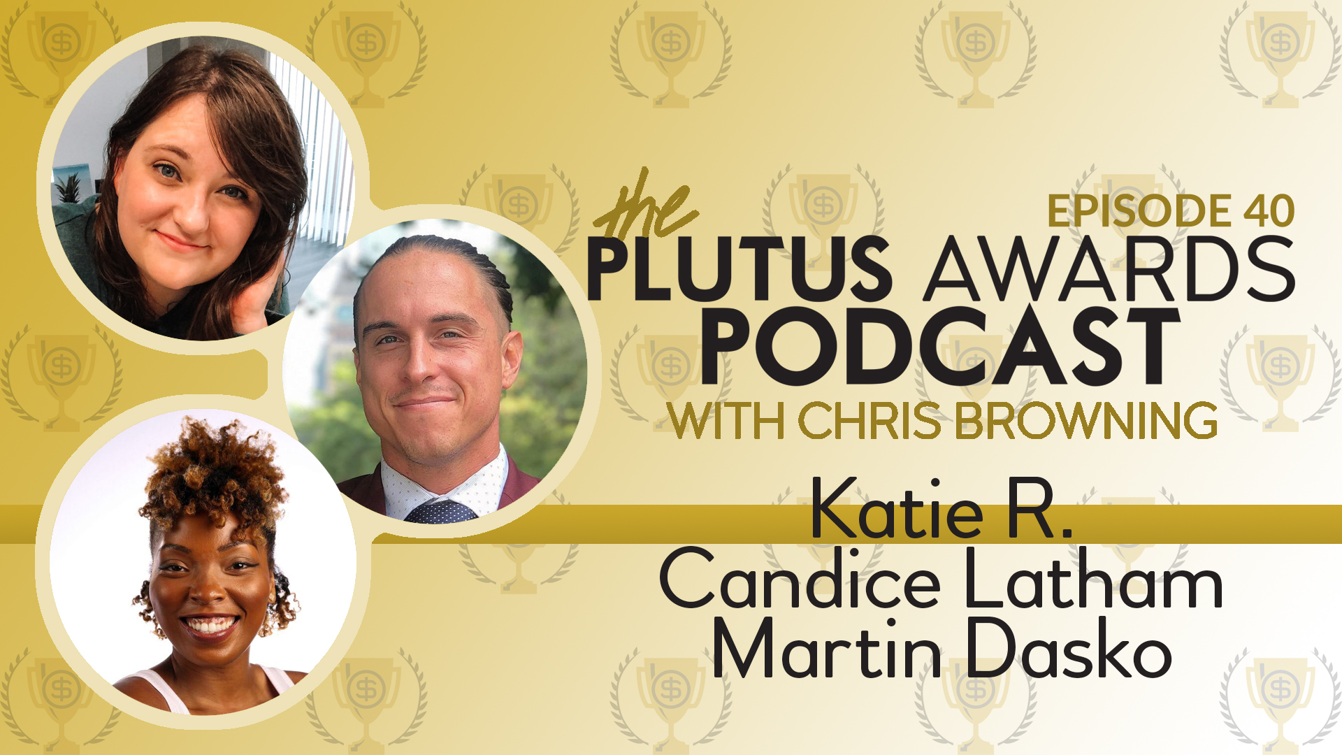 Plutus Awards Podcast - TikTok and Instagram Featured Image