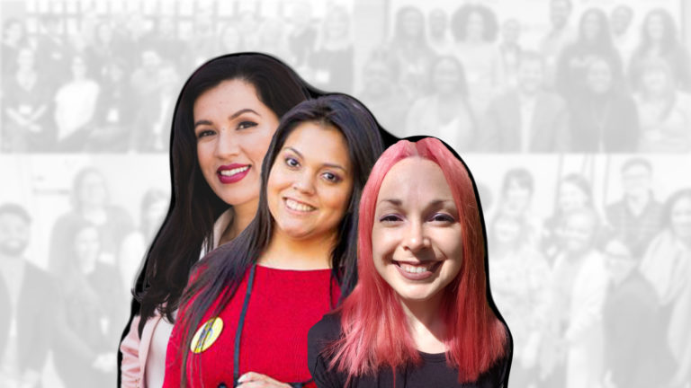 Plutus Awards Podcast - Latina Women's Equal Pay Day Featured Image
