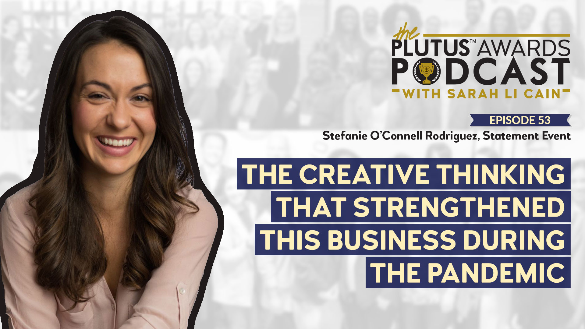 Plutus Awards Podcast - Stefanie O'Connell Rodriguez Featured Image