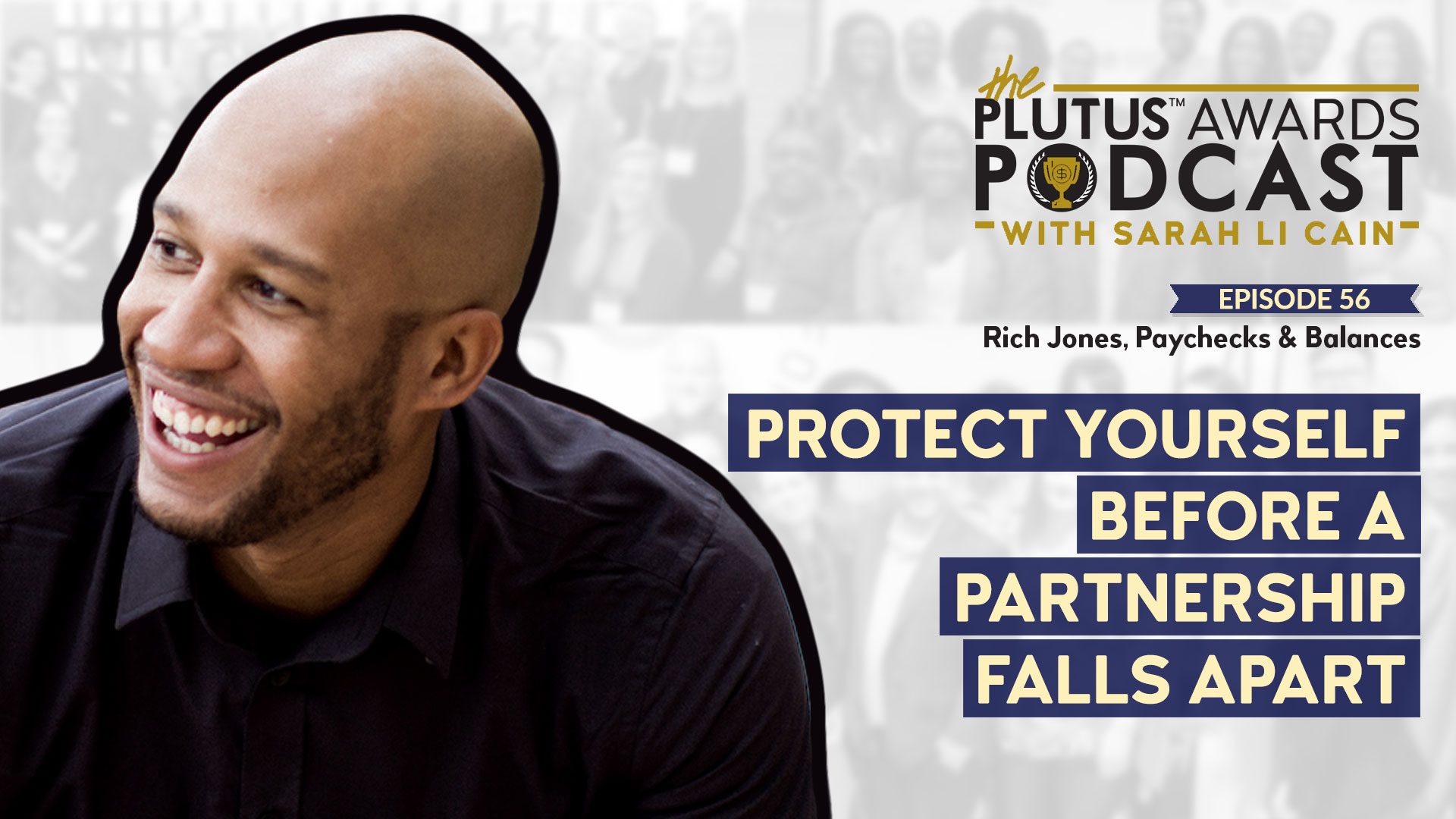 Plutus Awards Podcast - Rich Jones Featured Image