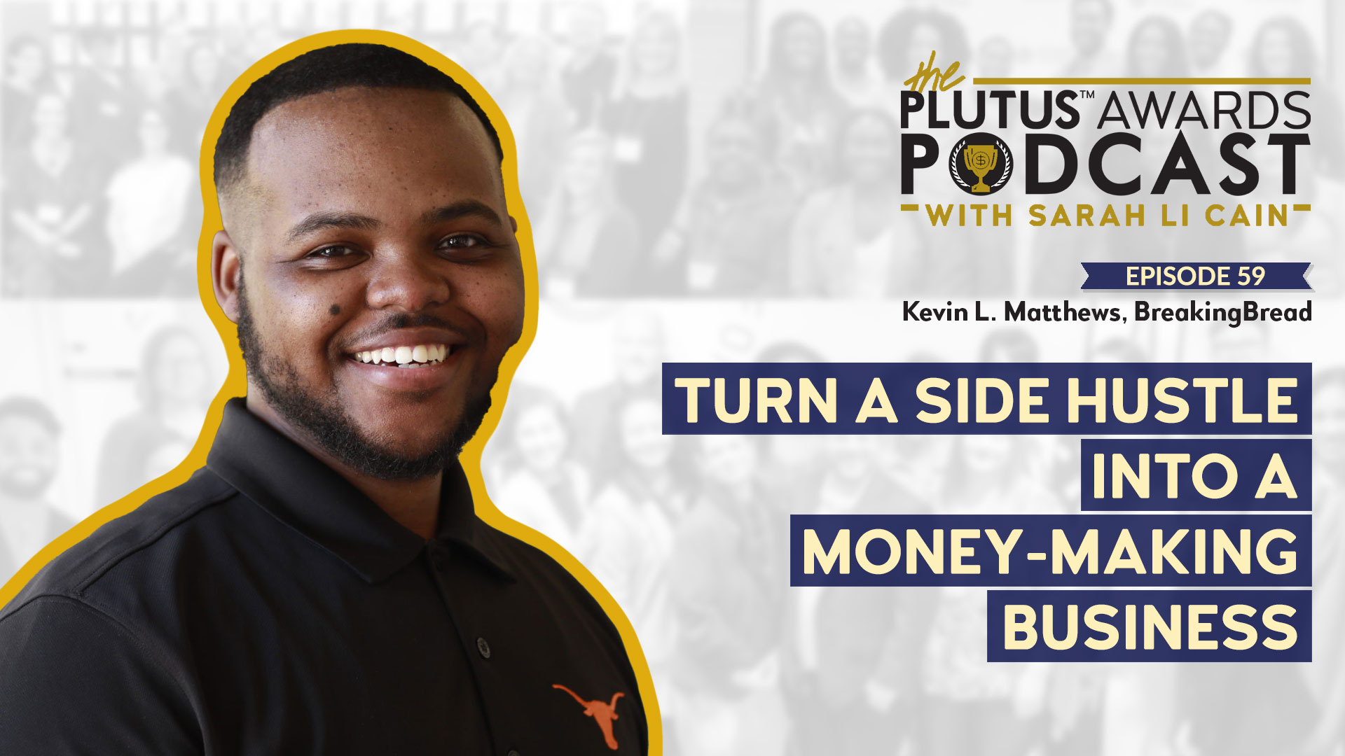 Plutus Awards Podcast - Kevin Matthews Featured Image