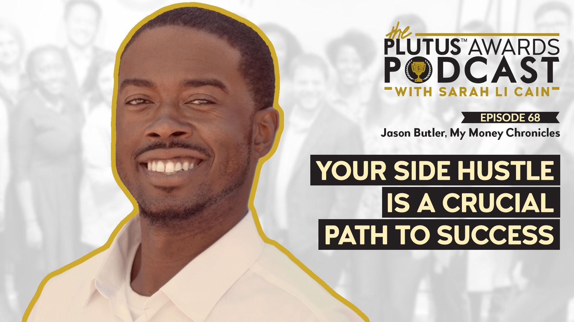 Plutus Awards Podcast - Jason Butler Featured Image