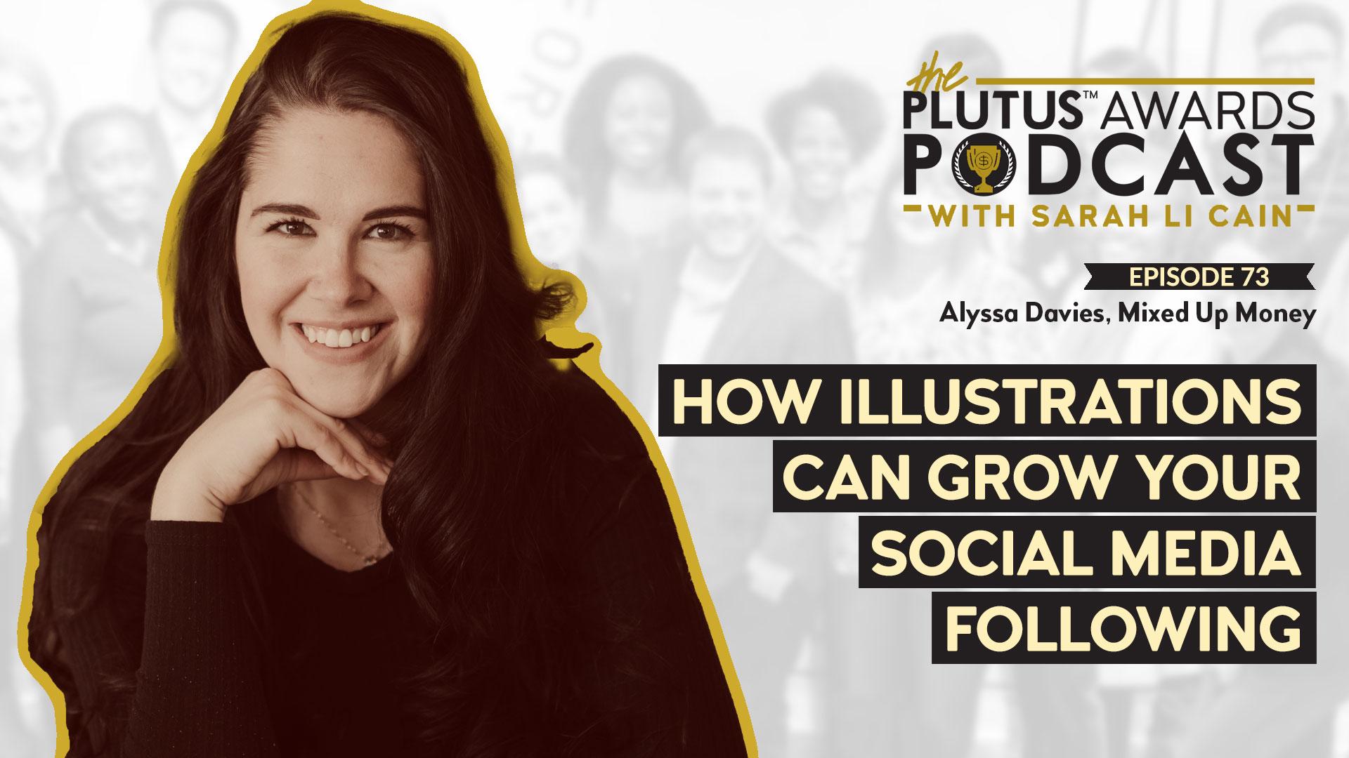 Plutus Awards Podcast - Alyssa Davies Featured Image