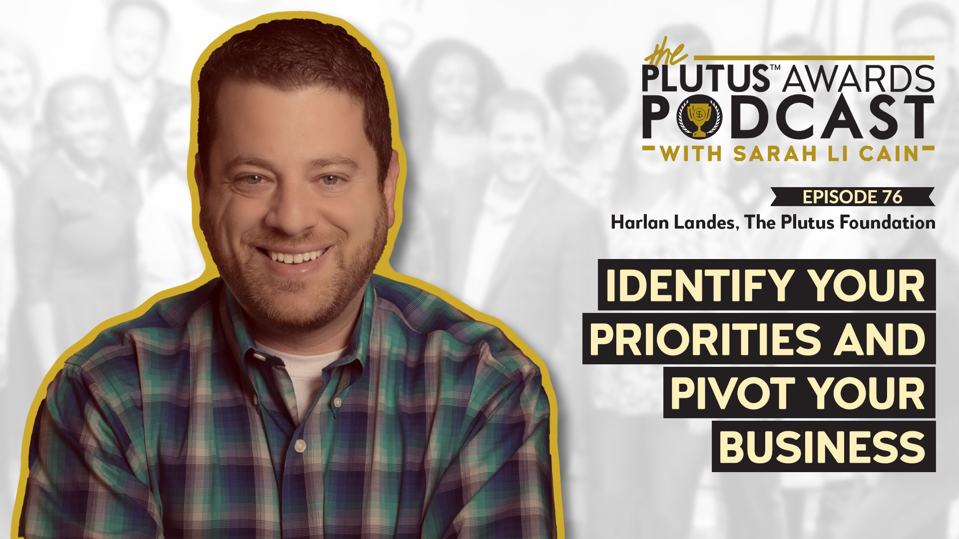 Plutus Awards Podcast - Harlan Landes Featured Image