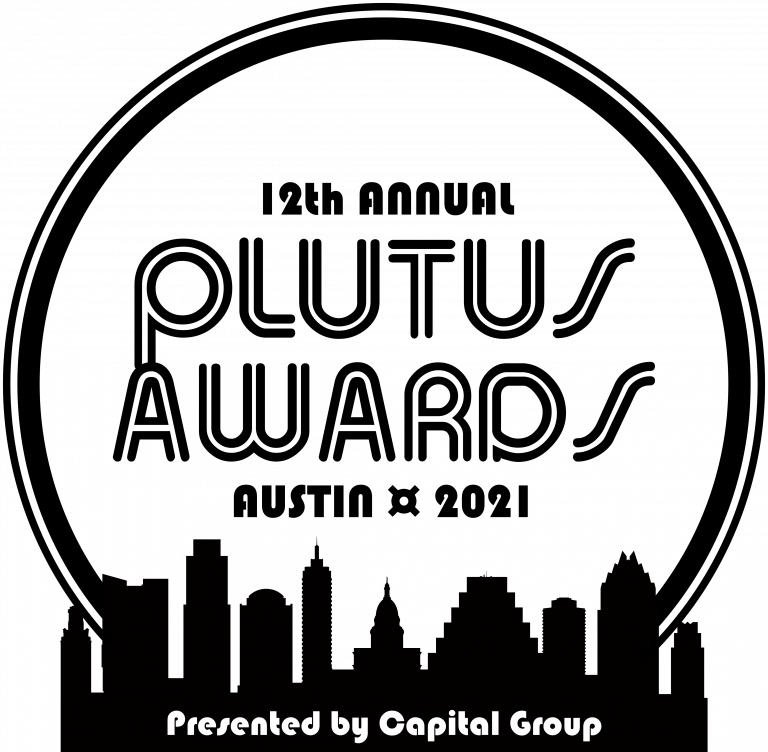 12th Annual Plutus Awards logo