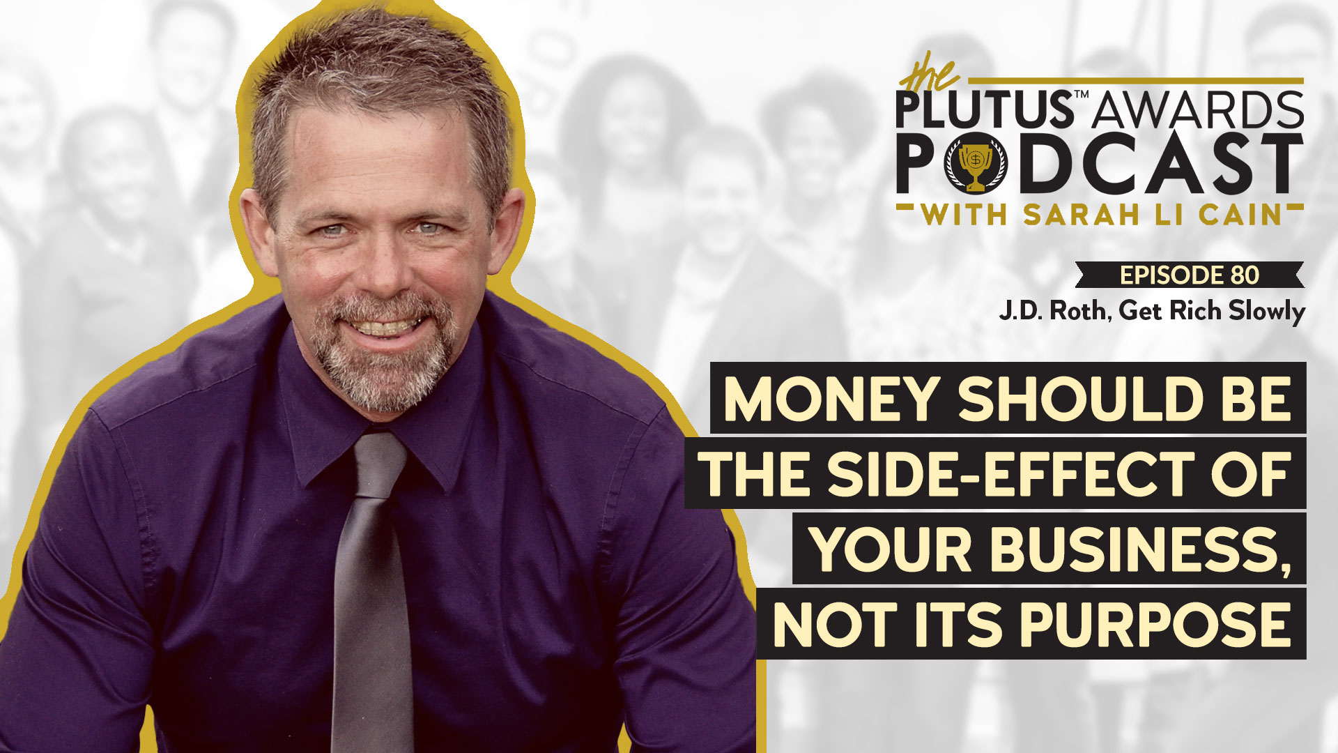 Plutus Awards Podcast - J.D. Roth Featured Image